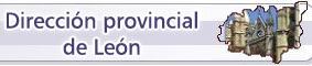 Direccion Provincial León